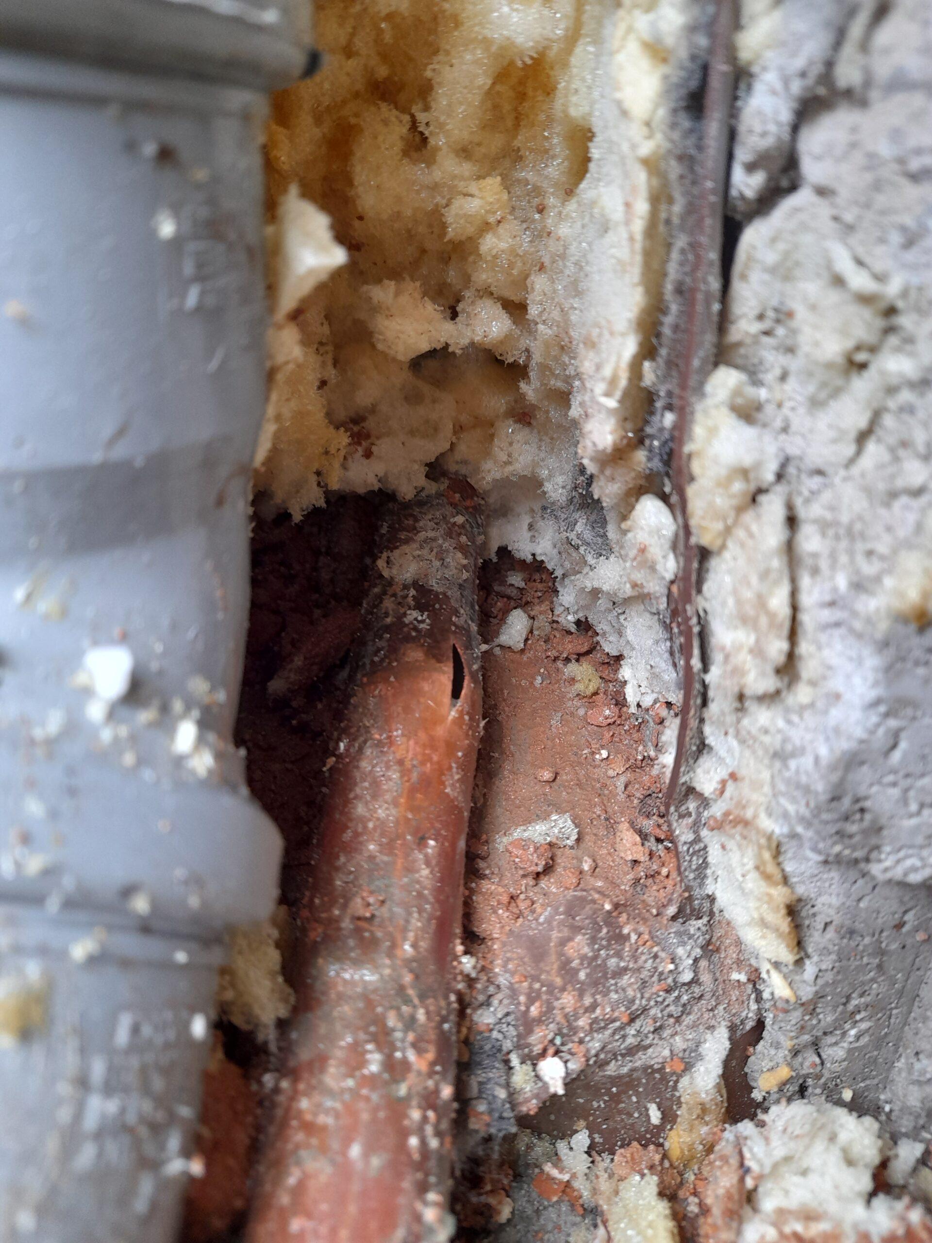 Zamrzlé potrubí: častý problém zimních měsíců